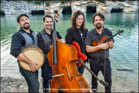 The Woodshedders Band