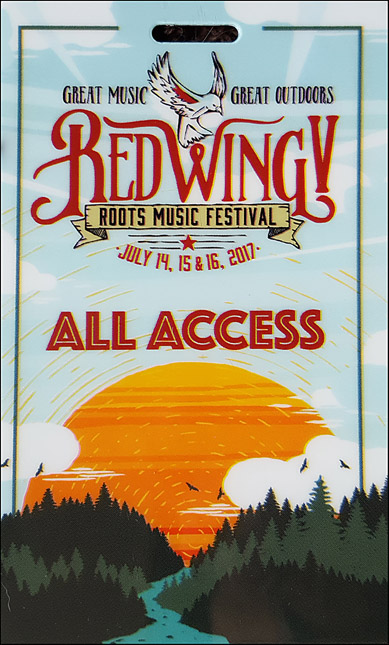 Red Wing ALL ACCESS
