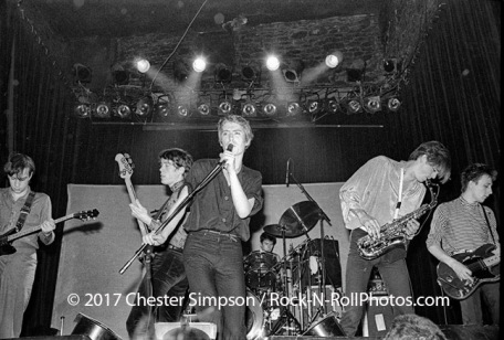 Psychedelic Furs in 1981