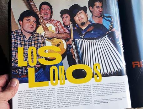 Los Lobos- 1983