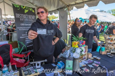 National Cannabis Festival at RFK
