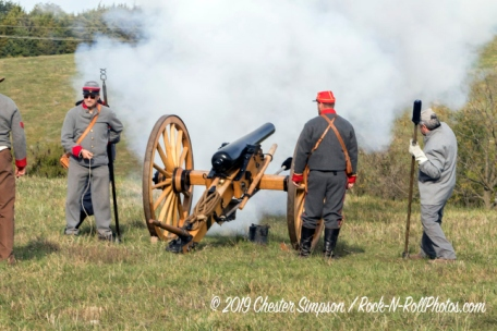 Battle of Cedar Creek Reenactment