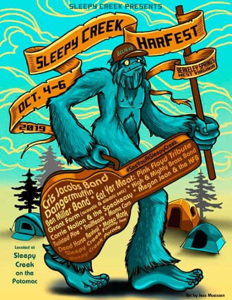 Sleepy Creek HarFest - 2019