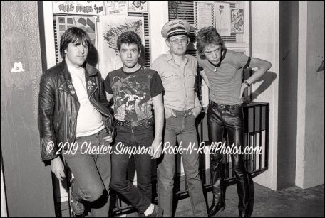Stiff Little Fingers in SF, CA 1980